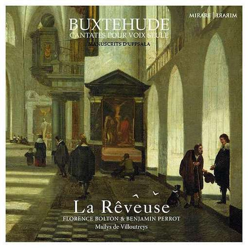 Buxtehude: Cantates pour voix seule