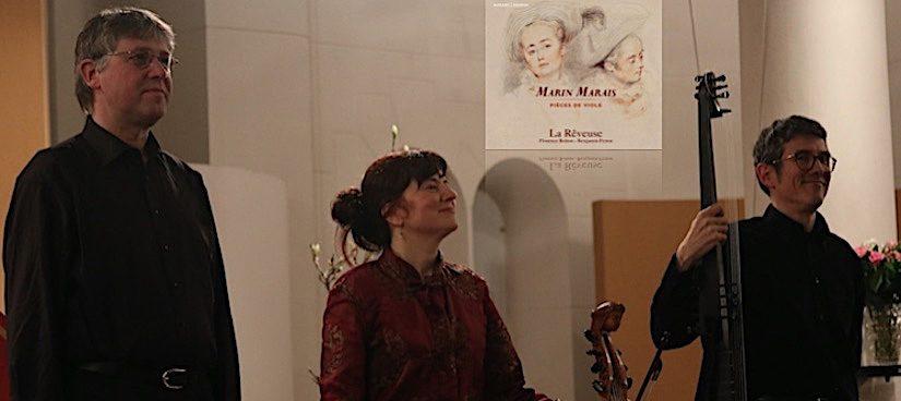 La Rêveuse in Baarn: Un Concert Magnifique!