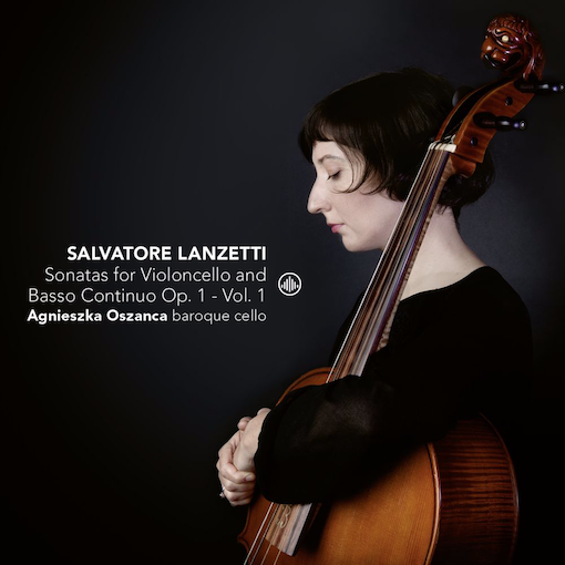 Lanzetti: Sonatas for Cello & B.c. Op.1