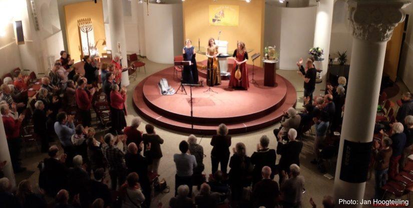 laReverdie wint in de Baarnse Paaskerk