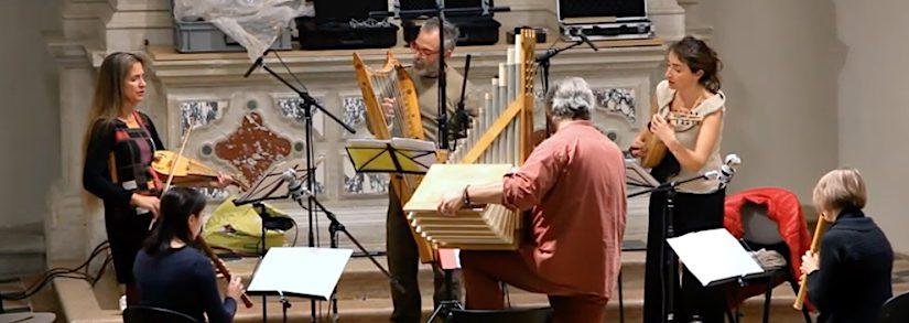 <em>La Reverdie</em> opent concertserie Paaskerk Baarn met Landini