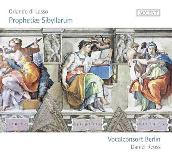 Lasso: Prophetiæ Sibyllarum & Motets