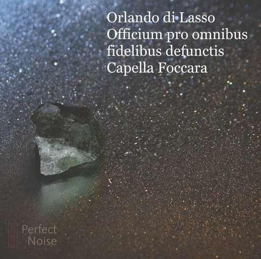 Lasso: Officium pro omnibus fidelibus defunctis