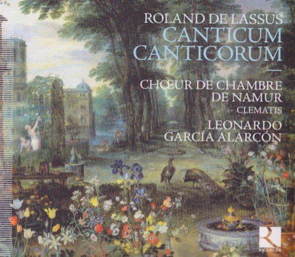 Lassus: Canticum Canticorum