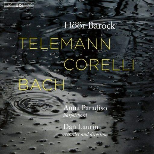 Telemann, Corelli, J.S. Bach: Blokfluitconcerten