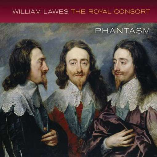 Lawes: The Royal Consort – Three Consorts to the Organ