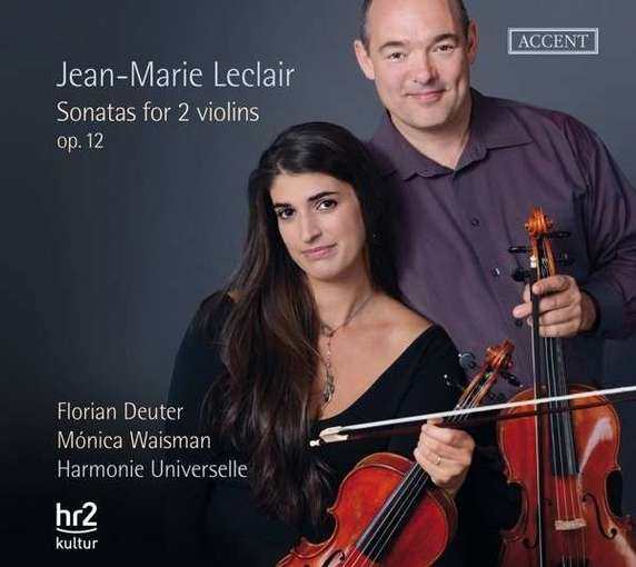 Leclair: Sonatas for Two Violins
