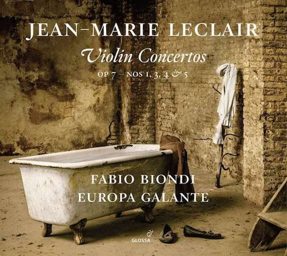 Leclair: Violin Concertos