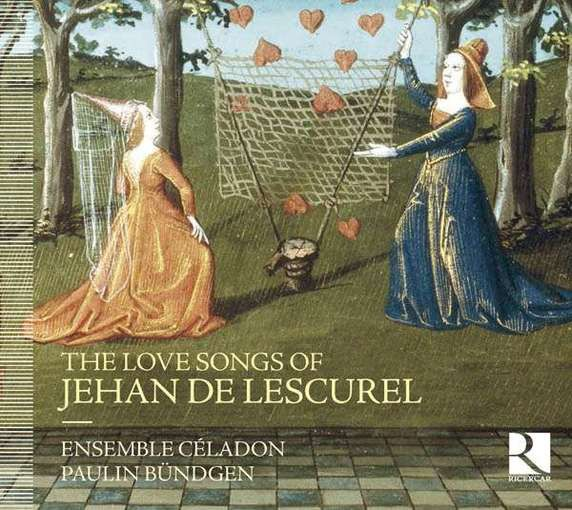 Jehan de Lescurel: Complete Love Songs Book