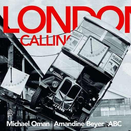 London calling…