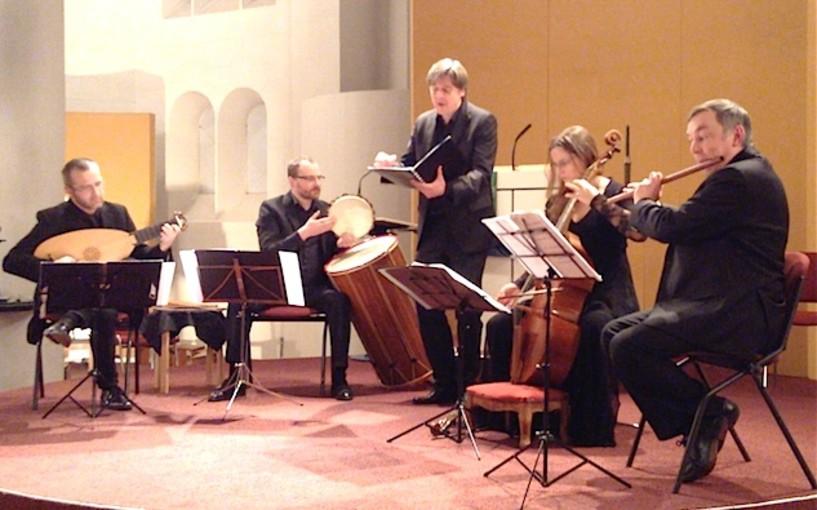 Lux Borea verrast met 'A flute in the ice'
