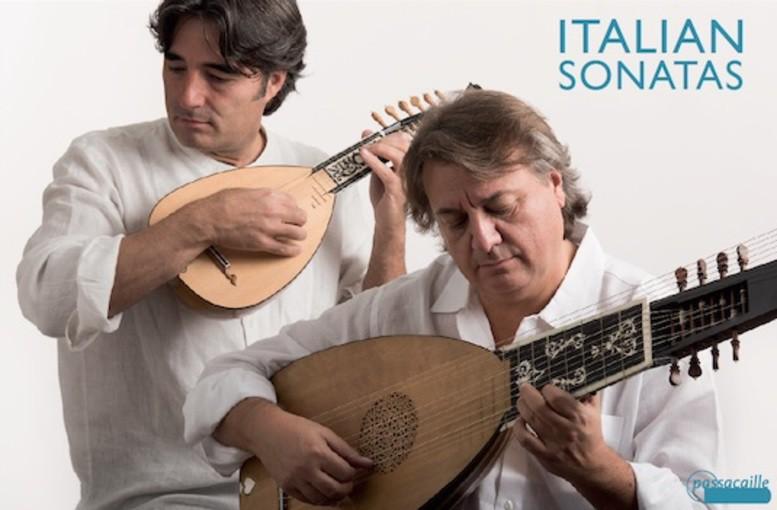 Preludes Gids-cd: Italiaanse sonates voor mandoline & luit