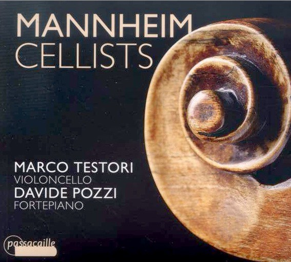 Mannheim Cellists