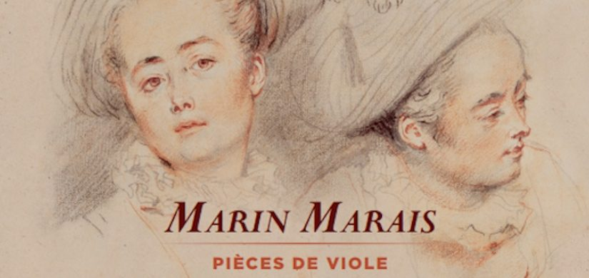 Preludes Gids-cd: Marin Marais, Pièces de Viole