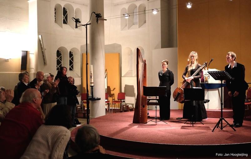 Un trio magnifique: Marc Mauillon, Friederike Heumann & Angélique Mauillon