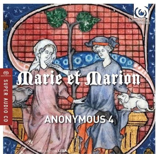 Marie et Marion – Motets & Chansons from 13th Century France