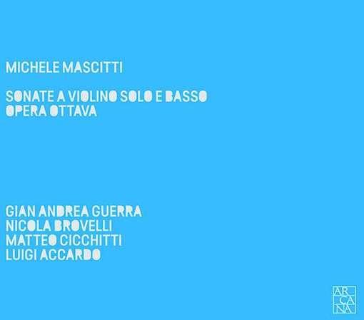 Mascitti: Sonate a Violino solo e basso, Opus 8