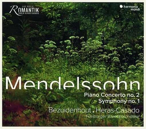 Mendelssohn: Piano Concerto no. 2 – Symphonie no. 1