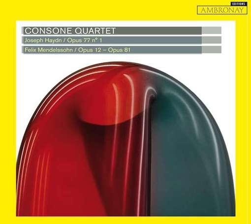Consone Quartet – Haydn & Mendelssohn