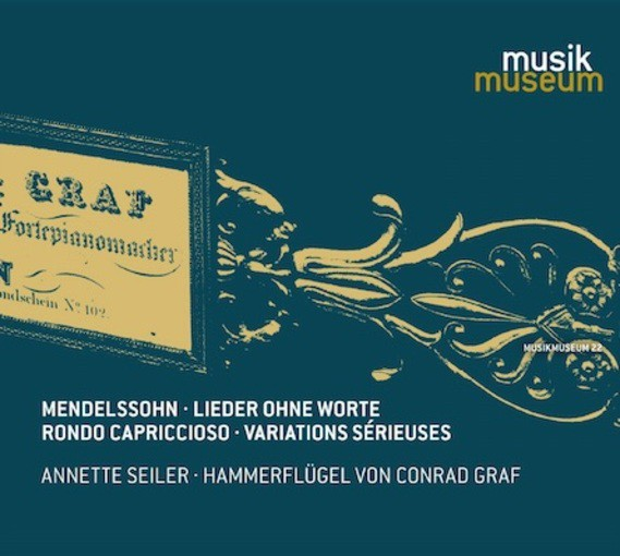 Mendelssohn: Lieder Ohne Worte, Rondo Capriccioso, Variations Sérieuses