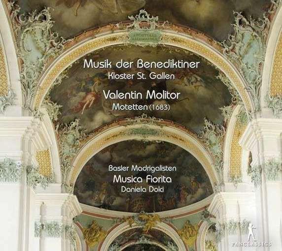 Molitor: Motetten aus Epinicion Marianum – Musik der Benediktiner, Kloster St. Gallen