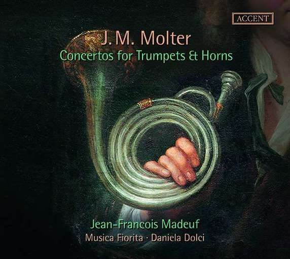 Molter: Concertos for Trumpets & Horns