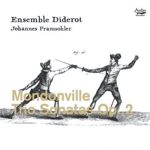 Mondonville: Six Trio Sonatas Op. 2