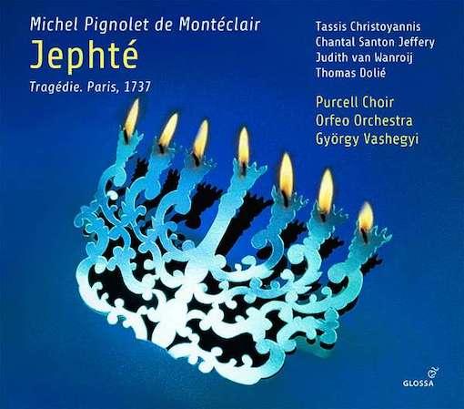 De Montéclair: Jephté