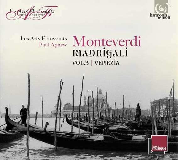 Monteverdi: Madrigali Vol. 3 – Venezia