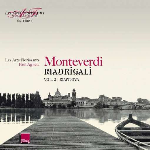 Monteverdi: Madrigali Vol. 2 – Mantova