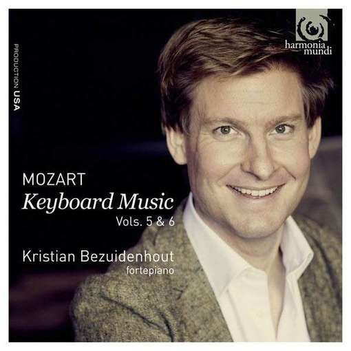 Mozart: Keyboard Music, Vol. 5 & 6