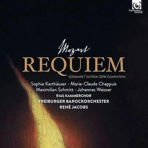 Mozart: Requiem (Ed. Süßmayr gereviseerd door Pierre-Henri Dutron)