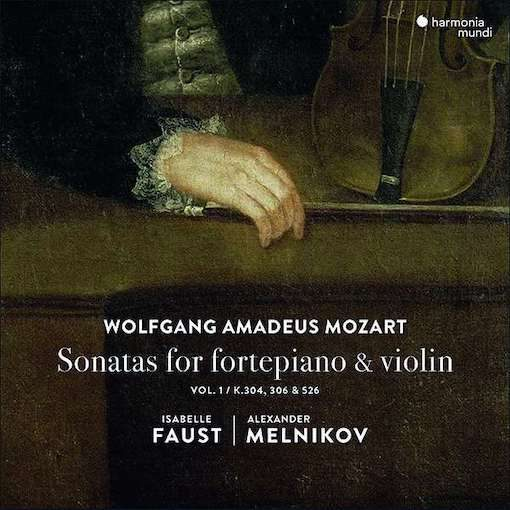 Mozart: Sonatas for fortepiano & violin vol. 1