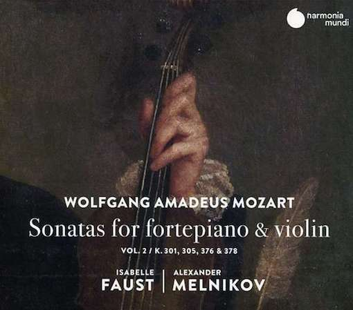 Mozart: Sonatas for fortepiano & violin Vol. II