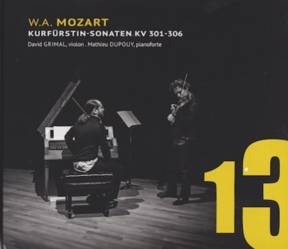 Mozart: Kurfürstin-Sonaten KV 301-306
