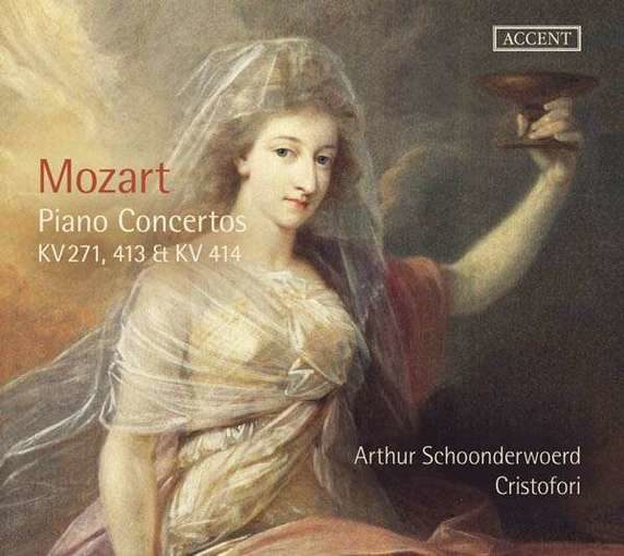 Mozart: Piano Concertos K 271, K 413, K 414