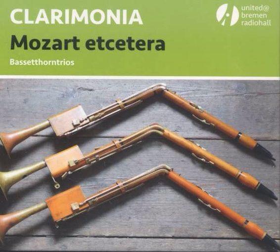 Mozart etcetera – Bassetthorntrios