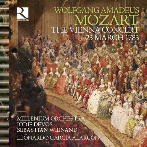 Mozart: The Vienna Concert – 23 March 1783