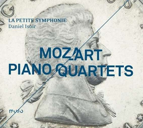 Mozart: Piano Quartets KV 478 & 493