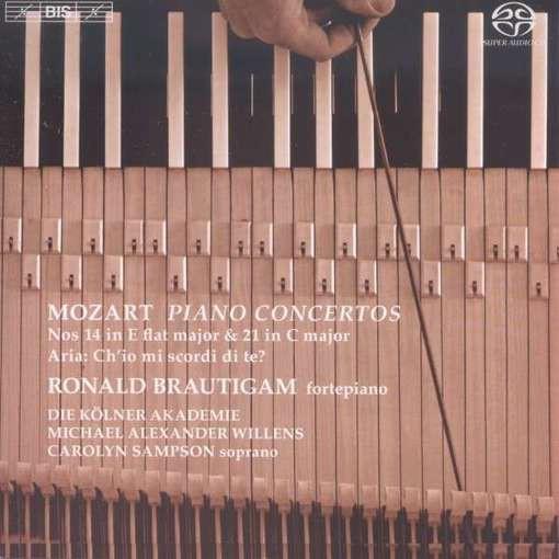 """Mozart: Piano Concertos Nos. 14 & 21, Concert Aria """"Ch'io mi scordi di te?"""""""