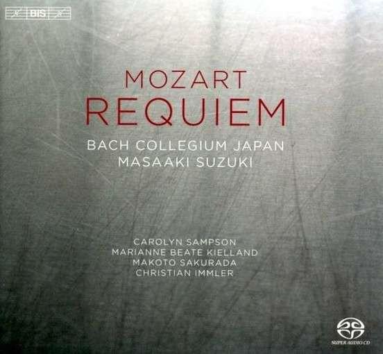 Mozart: Requiem, Vesperae Solennes de Confessore
