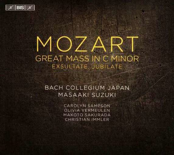 Mozart: Great Mass in C minor, Exsultate Jubilate