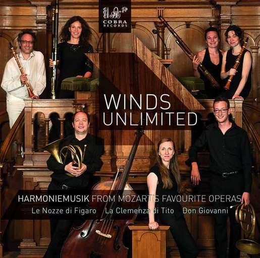 Harmoniemusik from Mozart's Favourite Operas