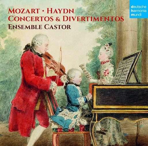 Mozart & Haydn: Concertos & Divertimentos
