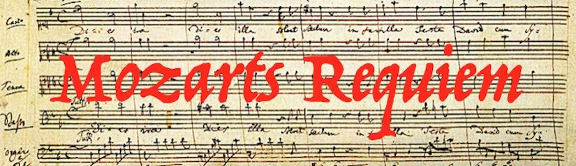 Requiem Mozart opnieuw gereviseerd