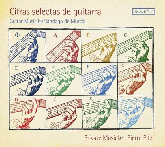 Murcia: Cifras selectas de guitarra