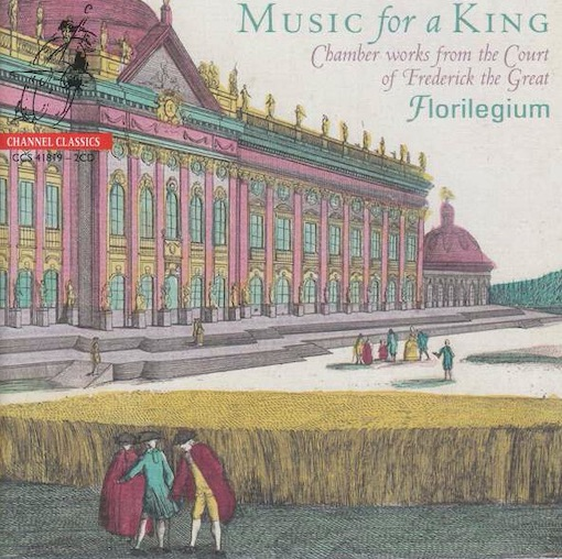 Florilegium: Music for a King