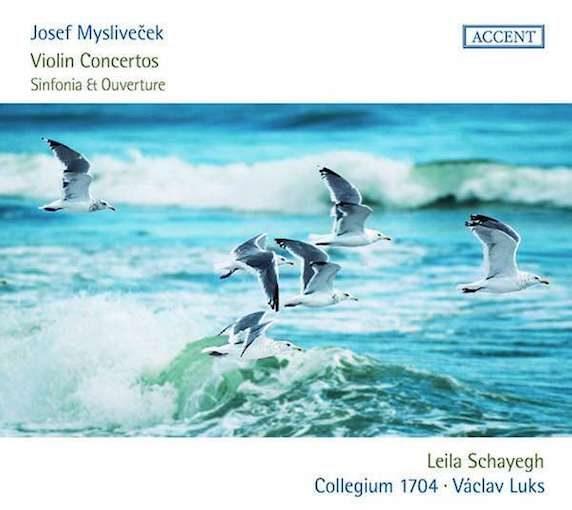 Mysliveček: Violin Concertos