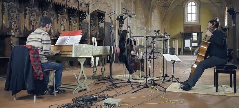 Concertserie Baarnse Paaskerk van start met de Italiaanse cellist Gaetano Nasillo