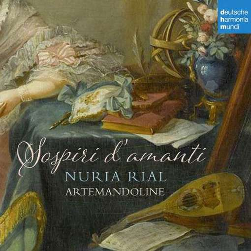 Sospiri d'amanti – Arias for soprano, mandolin, violins and basso continuo